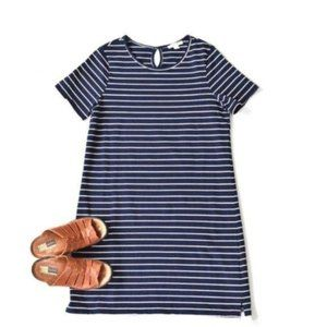 Beach lunch lounge Collection striped dress